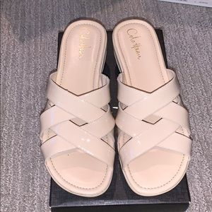 Cole Haan Nike air new wedge sandals